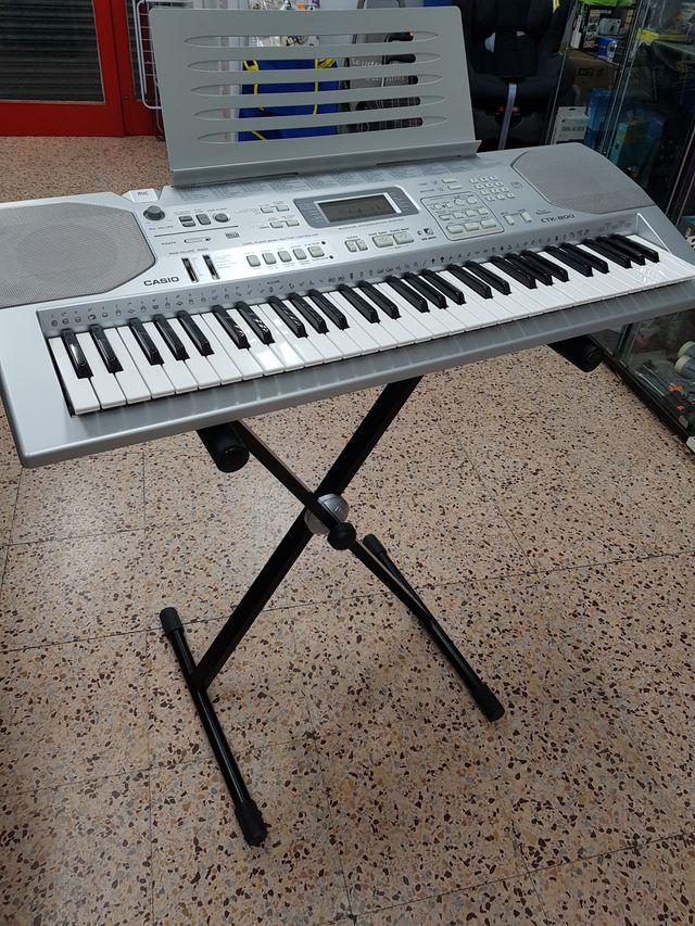 TECLADO , Piano CASIO, Perfectísimo estado!