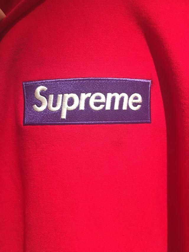 Supreme box logo fw17