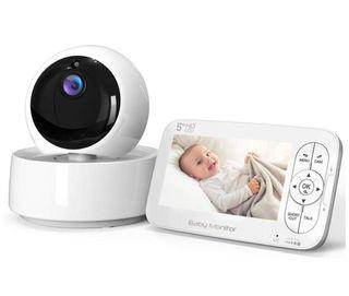 Camara vigila bebés