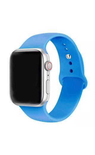 Correa para Apple Watch 42 y 44 azul cielo