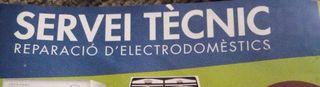 reparació d'electrodomestics