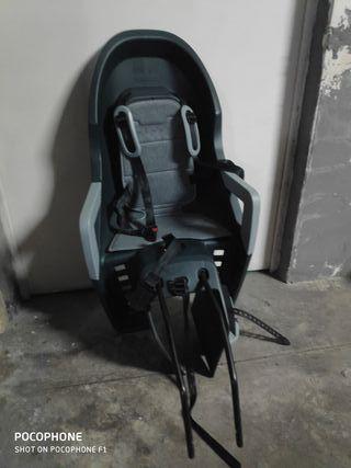 silla seguridad para bicicleta
