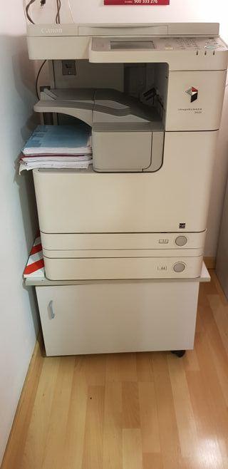 fotocopiadora canon mod 2520y mueble