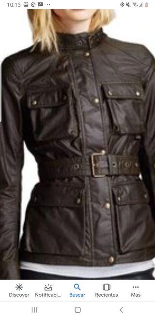chaqueta belstaff