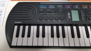 PIANO TECLADO CASIO SA-77