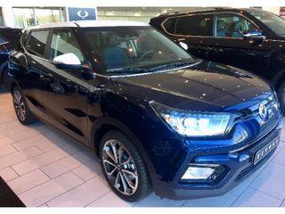 SSANGYONG TIVOLI D16 Limited 100 kW ( CV)