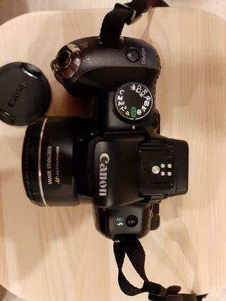 Cámara Canon Power shot SX 10 IS. Muy poco uso