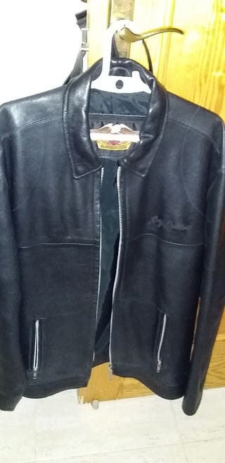 chaqueta piel Harley Davidson
