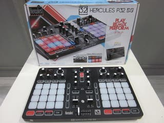 Controladora DJ Hercules P32 DJ