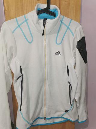 Forro polar Adidas talla 38