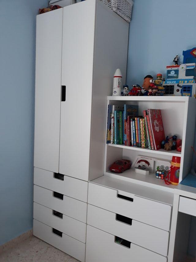 Armario Juvenil modular Ikea