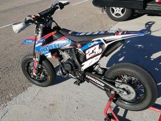 Vendo KTM 65 Supermotard