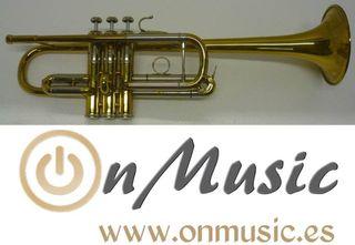 Trompeta Do Bach Stradivarius Corporation 236