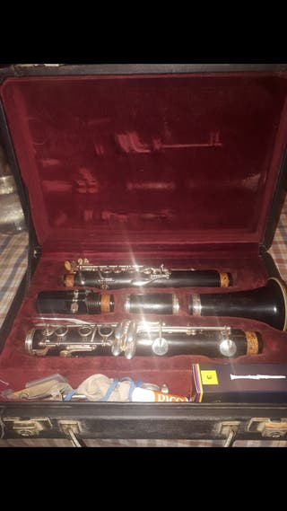 Clarinete Buffet R13 + boquilla M30