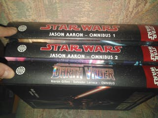 STAR WARS + DARTH VADER OMNIBUS 3 COMICS