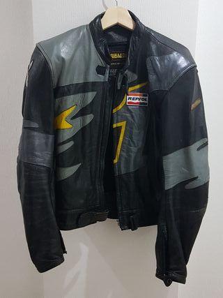 "chaqueta de piel ""Garibaldi"""