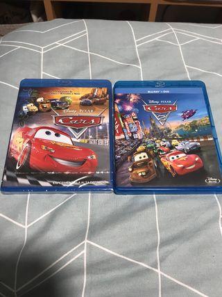 Pack Cars Blu-Rey