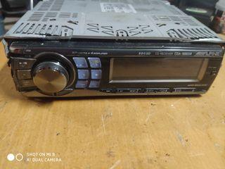 radio CD alpine 4x50