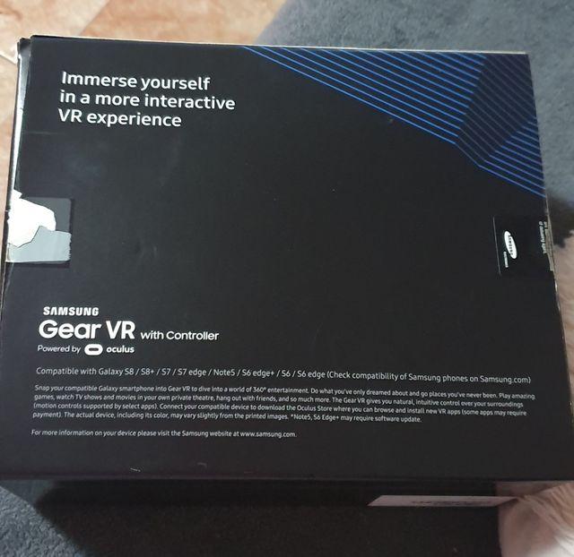 se venden gafas Samsung gear vr with controller