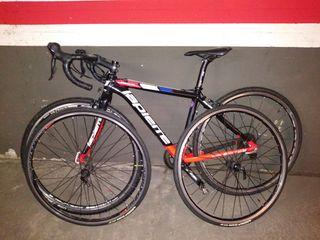 Vendo bicicleta ciclocross Lapierre talla XS
