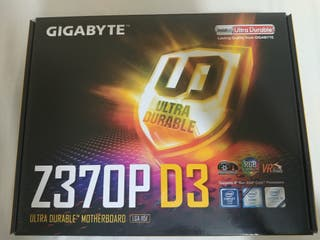 Placa Base Gigabyte Z370 P D3