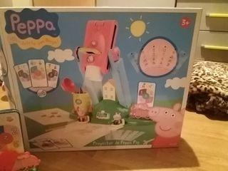proyector de dibujo de peppa pig