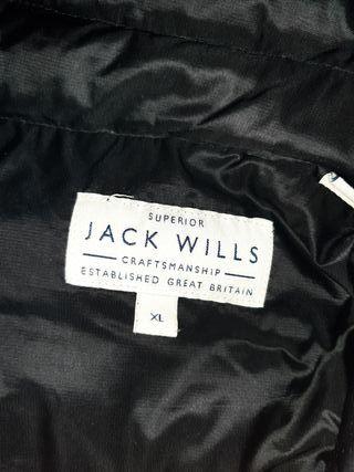 jack wills body warmer