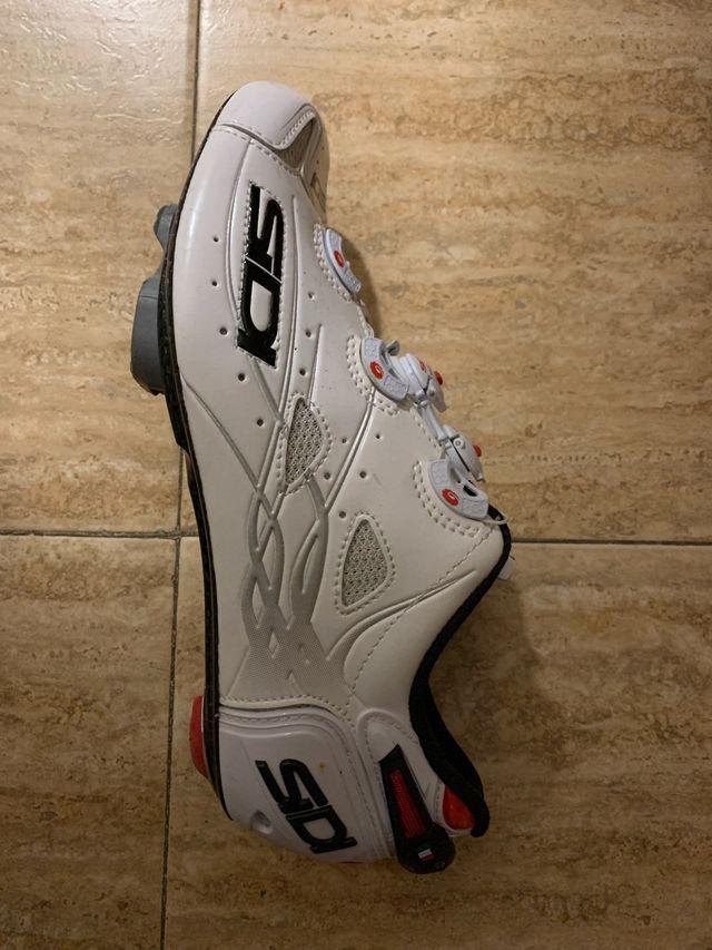 Zapatillas ciclismo sidi shot