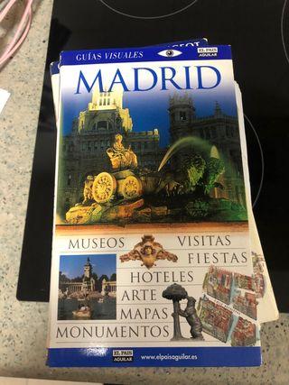 Guia viaje el país Aguilar MADRID