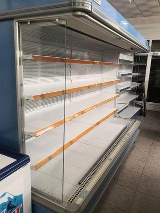 Murales frigoríficos fruta y lacteos