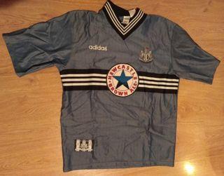 camiseta Newcastle antigua