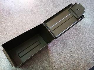 Caja munición militar para baterías etc drones