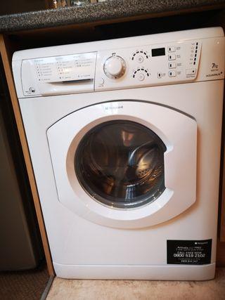 Washer / Dryer HOTPOINT AQUARIUS 7kg
