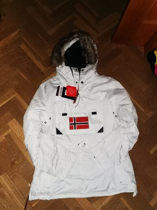 chaqueta norway mujer