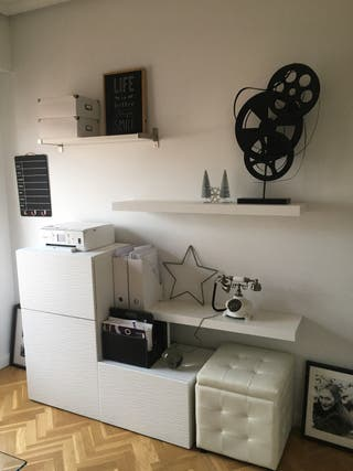 Despacho - Mueble blanco