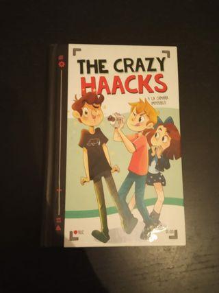"""Libros : """"The crazy Haacks"""""""