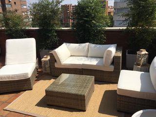 Salón de jardín - terraza