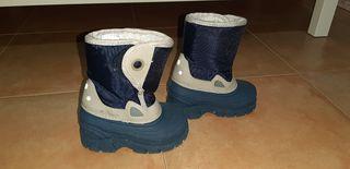 ropa para nieve
