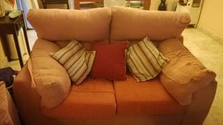 Vendo dos sofás, precio SOLO 80€!!!