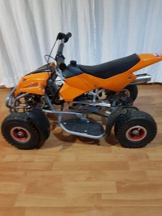 vendo o cambió quad 49cc para niño o niña