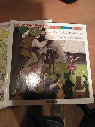 colección cuentos infantiles