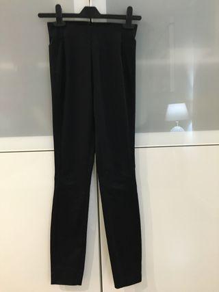 Pantalón tipo legging Massimo Dutti