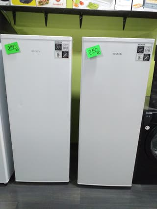 congelador vertical becken
