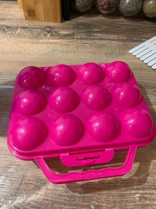 Huevera para 12 huevos
