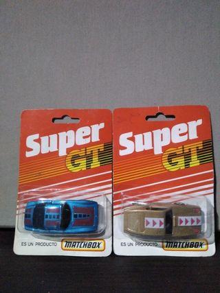 coches matchbox