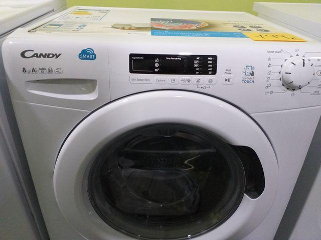 lavadora candy