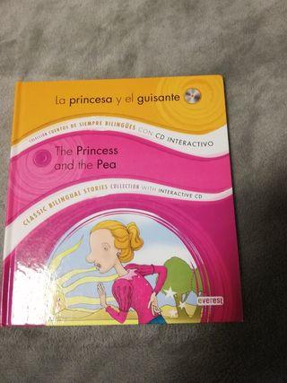 libro infantil bilingüe español - ingles