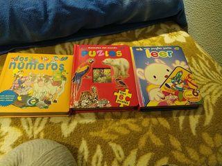 Pack de 3 libros infantiles