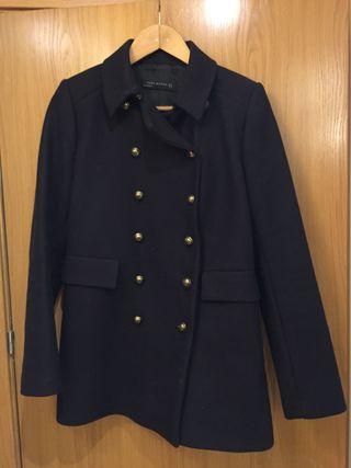 Abrigo mujer talla M. Zara.