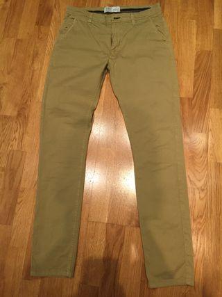 Pantalon hombre Springfield chinos talla 40